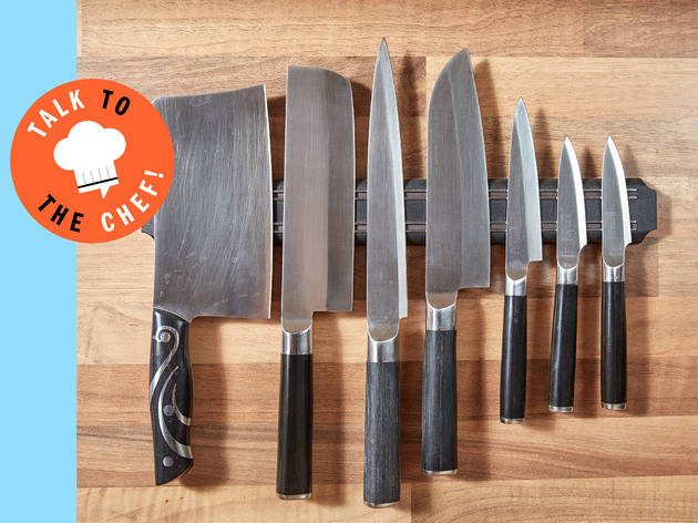15 knives chefs are obsessed with