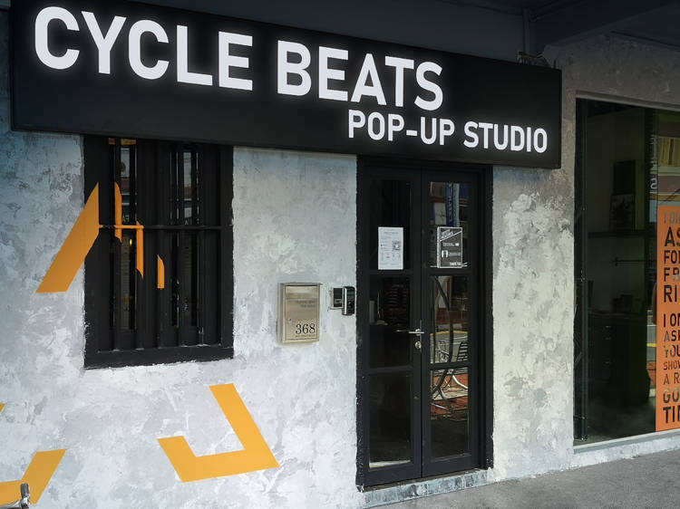 Cycle Beats by Active Fitness