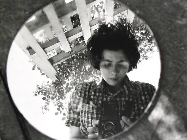 Self-Portrait New York 1953 ,  Vivian Maier