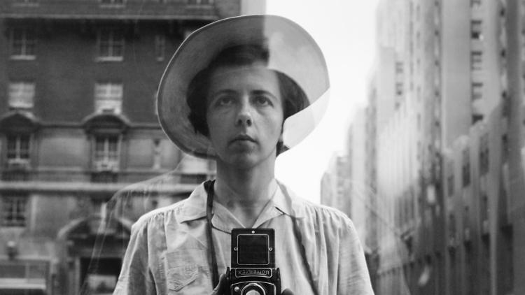 Self-Portrait, New York, 1954