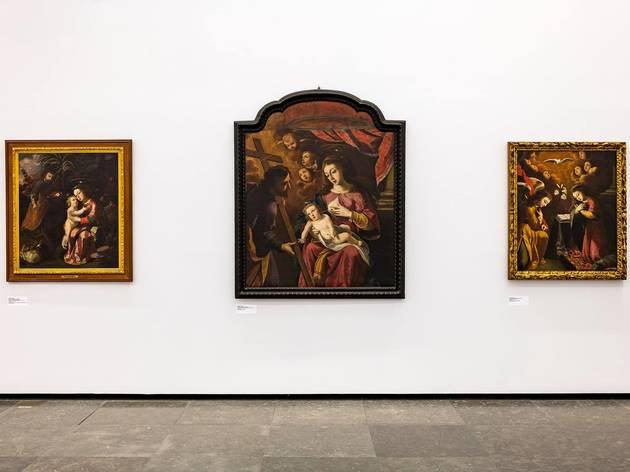 PAULA REGO/ JOSEFA DE ÓBIDOS: Arte Religiosa no Feminino