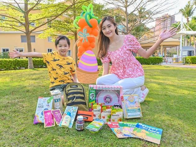 Hong Kong Gold Coast Easter Egg Hunt