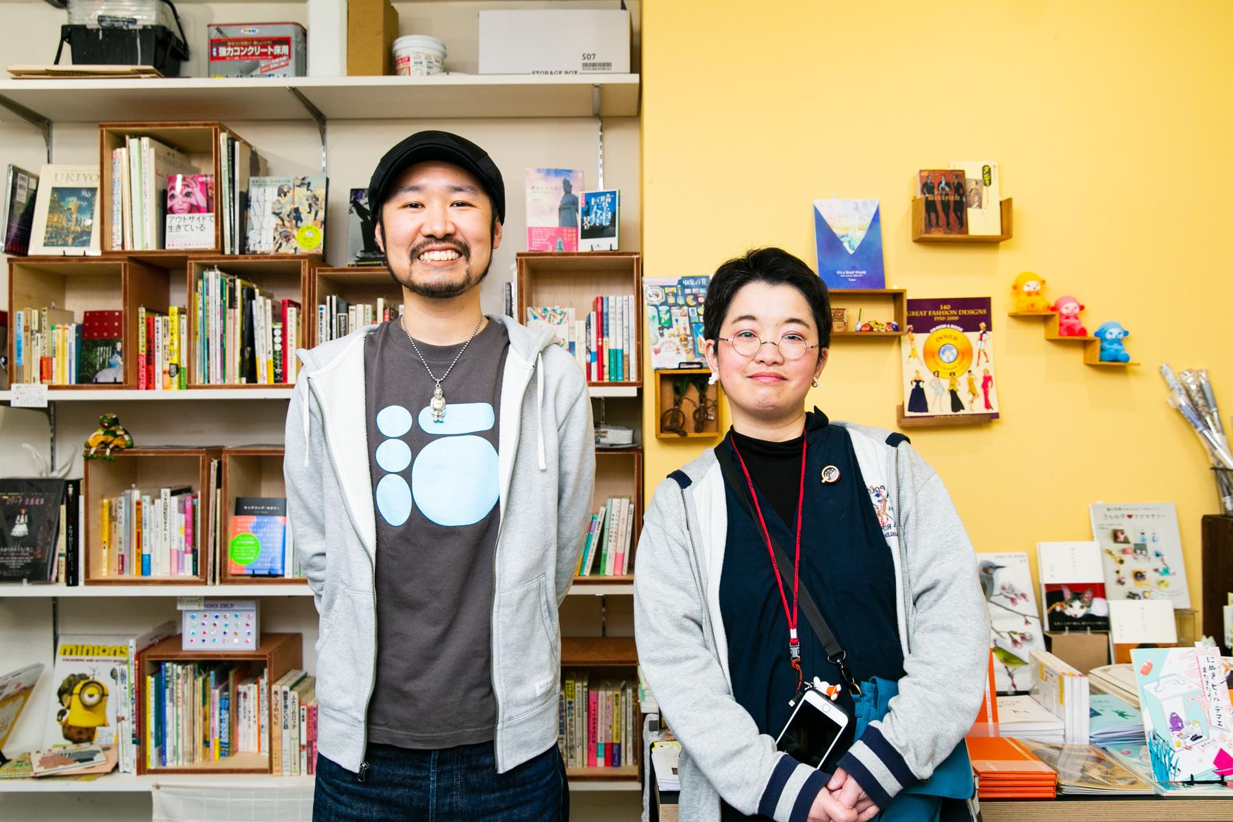 あらゆる表現と出合える独立書店、百年の二度寝が江古田にオープン