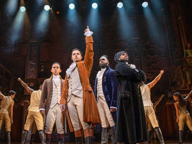 Hamilton, Lyric Theatre 2021