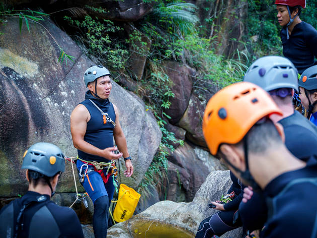 Outdoor adventure groups to join in Hong Kong
