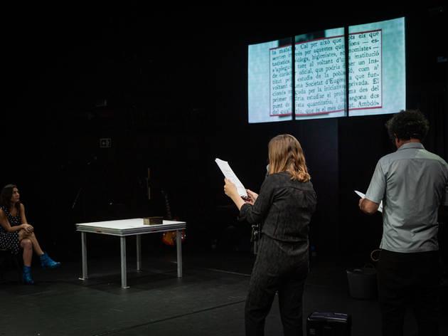 'Forasters vindran...' - Teatre Lliure