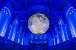 The Wilds Moon (Photograph: Luke Jerram, the University of Bristol)