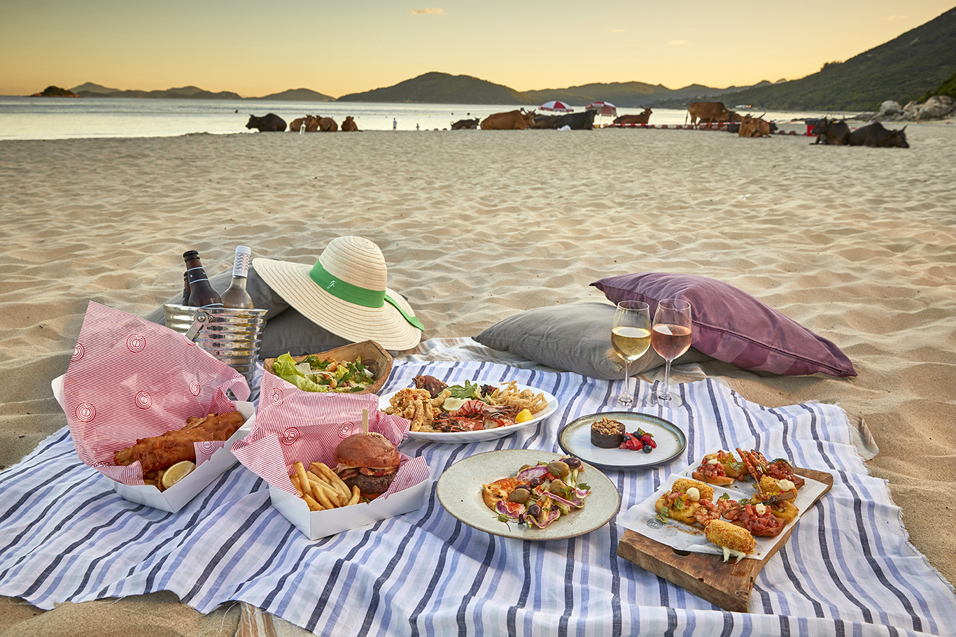 Hong Kong's best beachside bars and restaurants