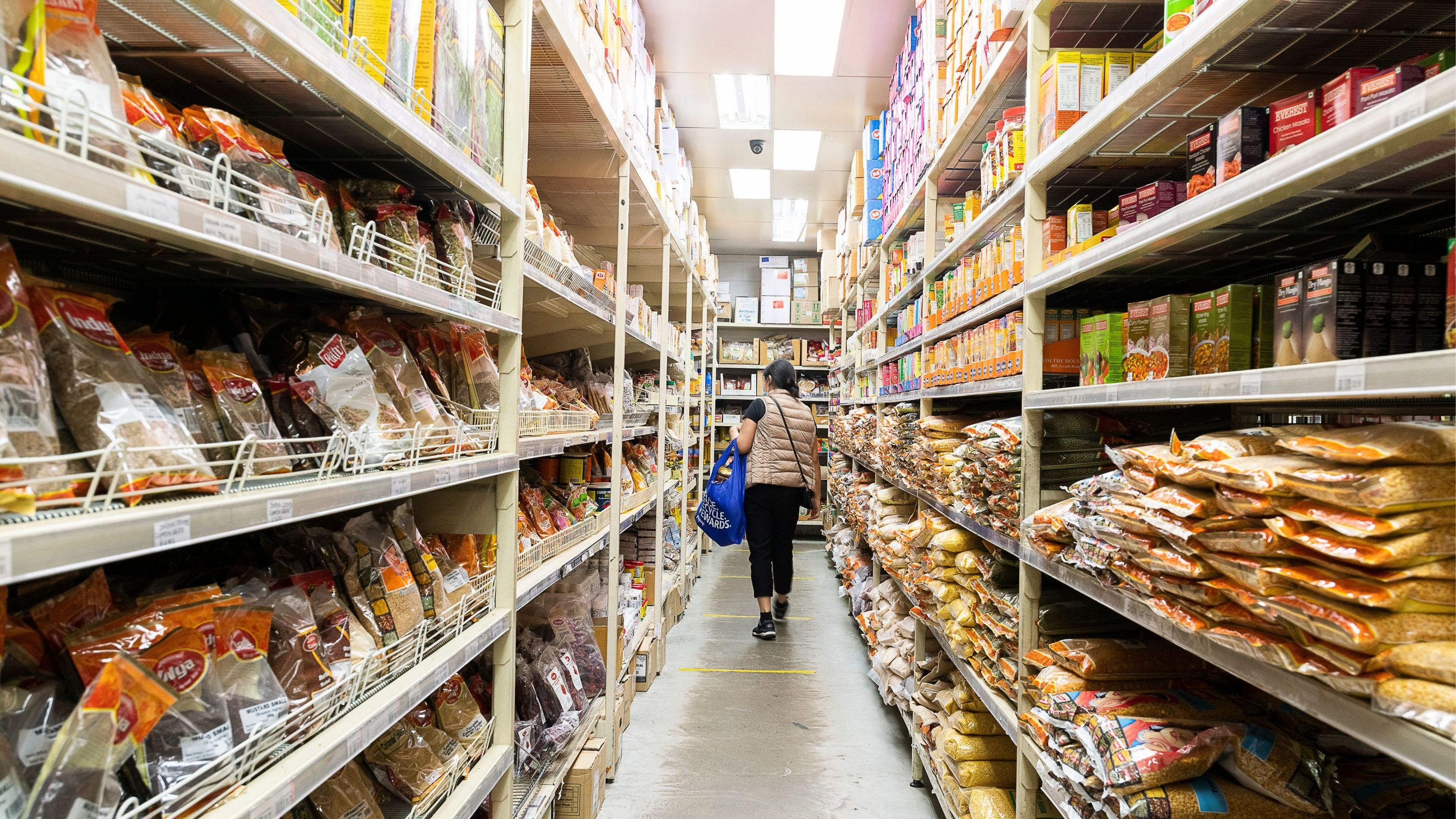 Quality Groceries Indian grocer