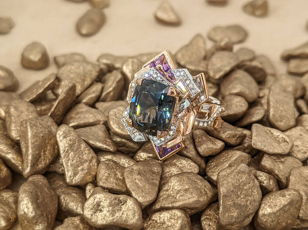Breaking the rules of fine jewellery with Madly Gems