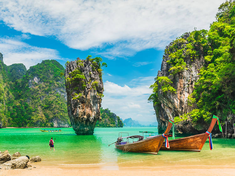 These dreamy Thai islands are now open to tourists