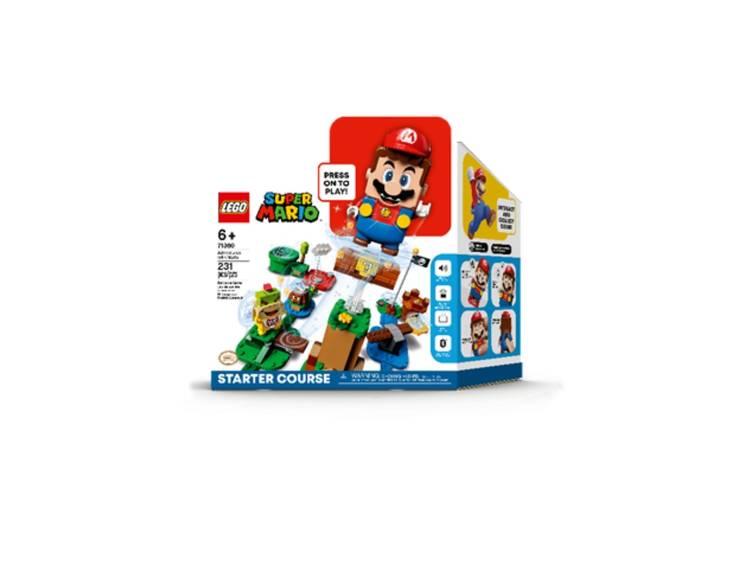 LEGO® Super Mario – Aventuras com Mario