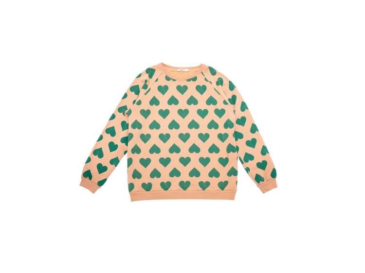 Sweater Cherry Papaya