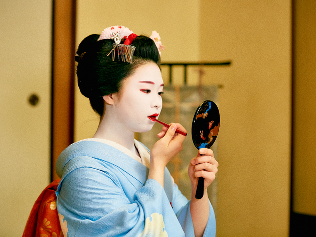 マルチアングルトラベル:京都最大の花街を歩く