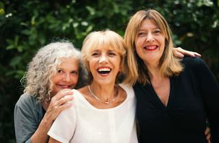 Lurdes Barba, Imma Colomer i Lina Lambert, a Talking Heads