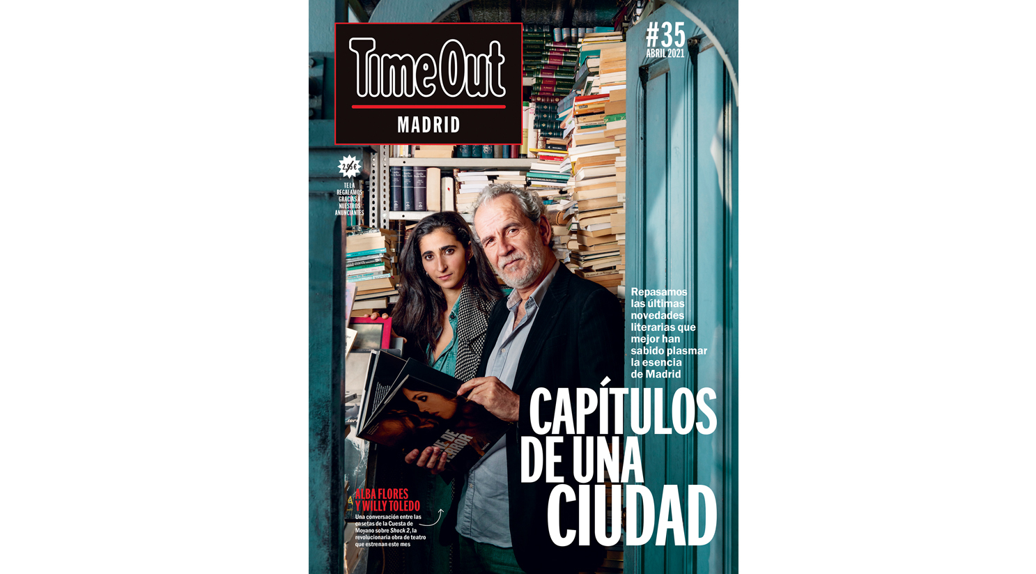 Portada Time Out Madrid 35