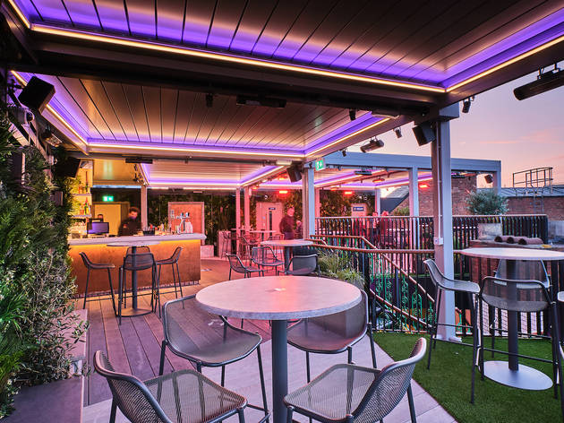 The Rooftop at The Hippodrome Casino