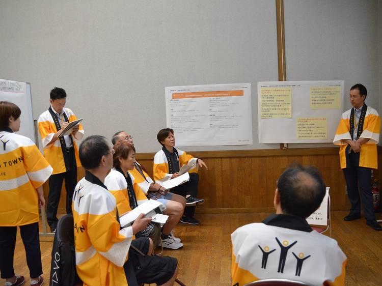 Redesigning democracy in Yahaba