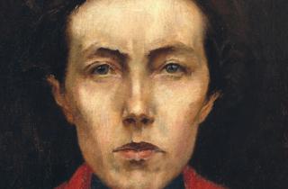 Aurélia de Souza (1866-1922) Autoretrato
