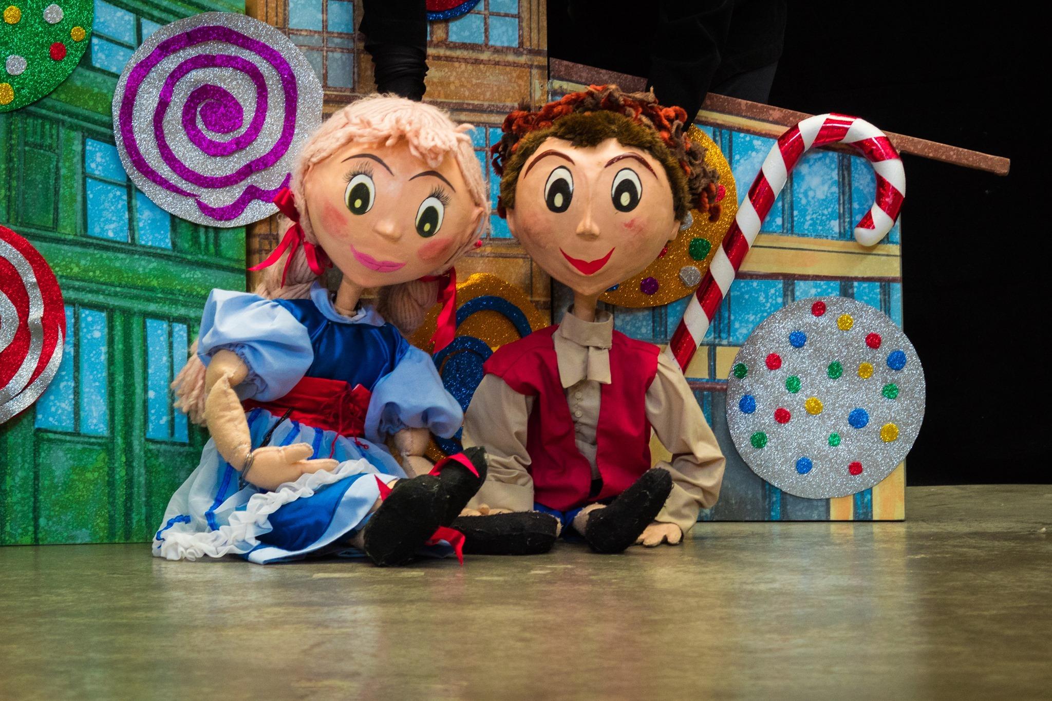 Hansel y Gretel, ópera para niños