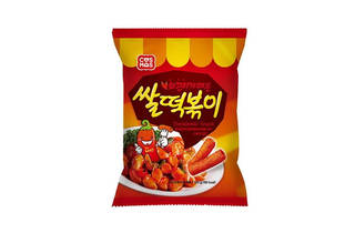 Woori, Snack Rice Tteokbokki