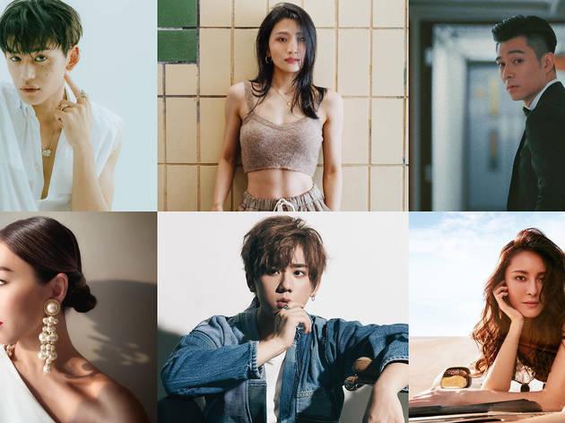 Hong Kong's hottest celebrities on Instagram