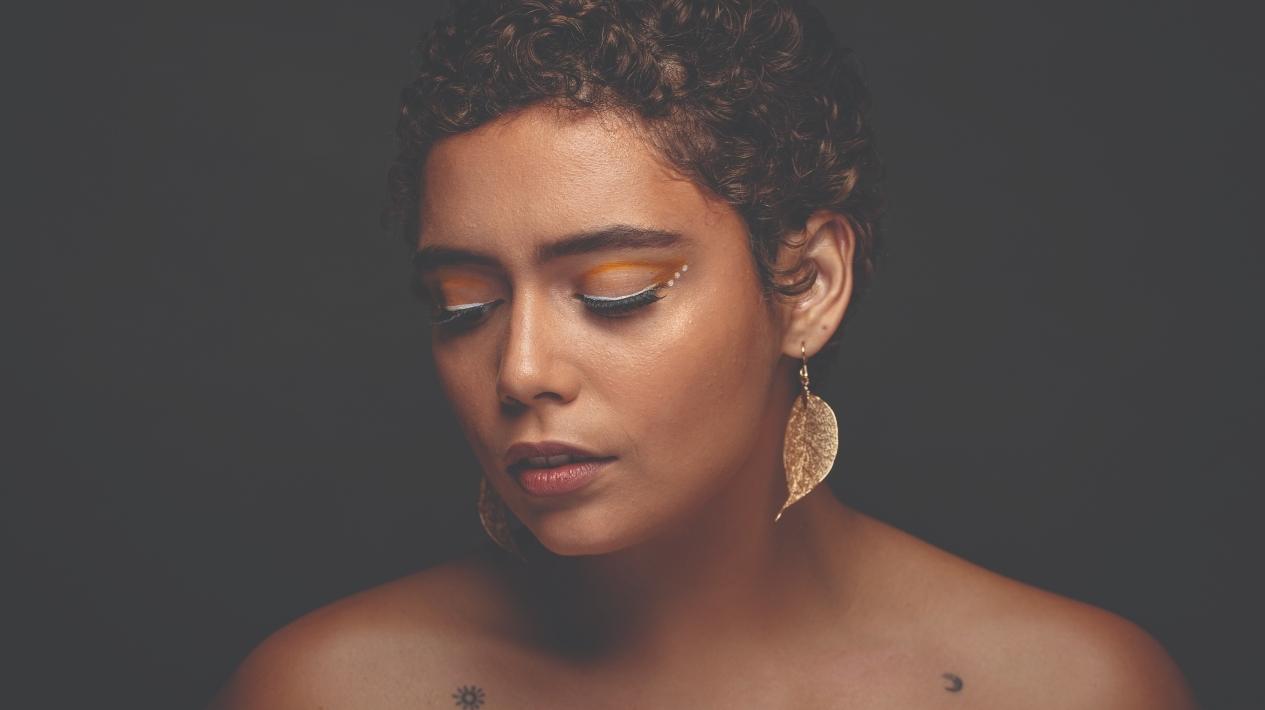 Indigenous Australian singer-songwriter Kee'Ahn