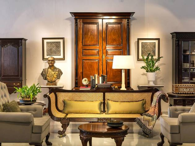 The best antique and vintage furniture shops in Singapore