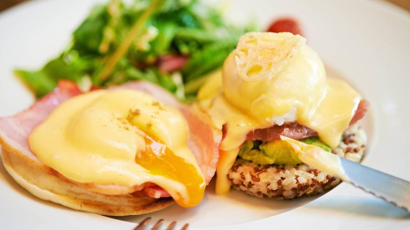 週末、イースターに卵料理を楽しむ5のこと