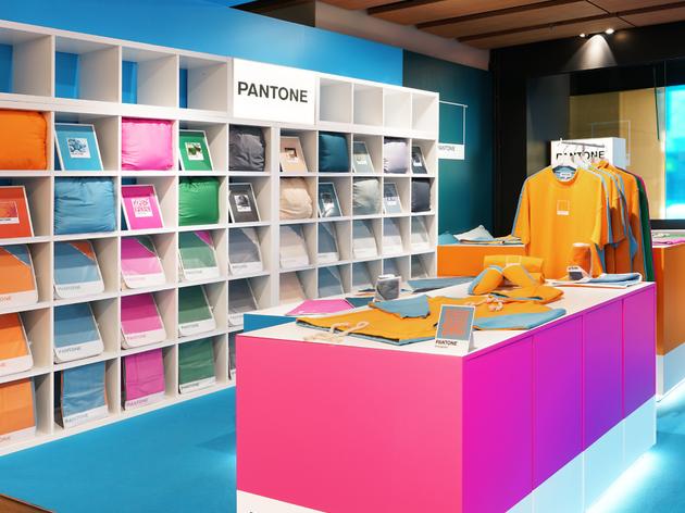Pantone Lifestyle Gallery