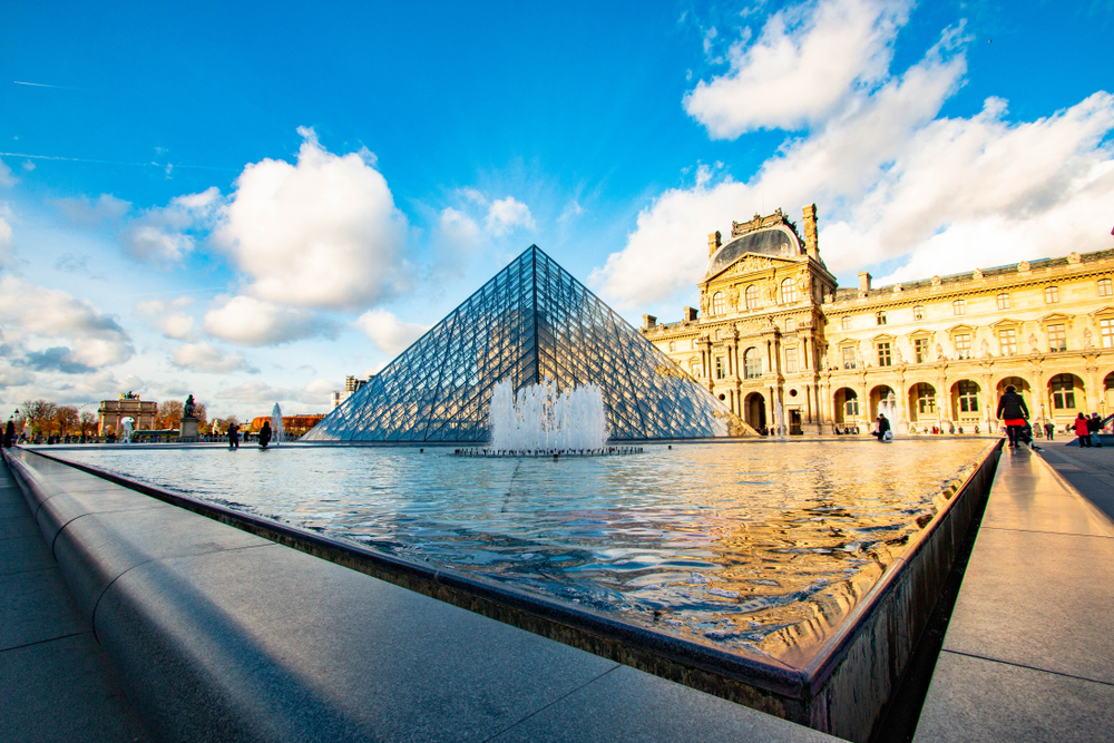 Paris's Louvre Museum just put its entire collection online