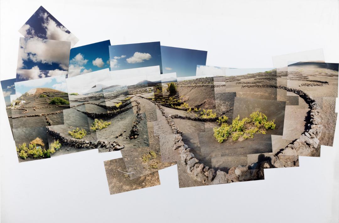 Collage fotogràfic d'Enric Miralles