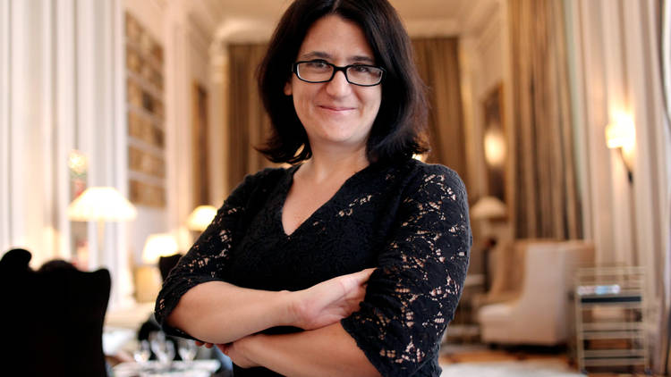 Mariana Chenillo, directora de Todo lo invisible