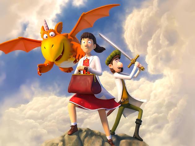Rita & Luca Films, 'Zog i els doctors voladors'