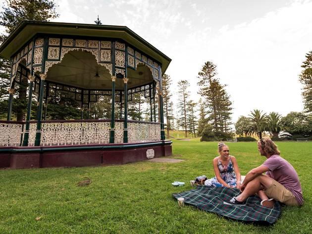 King Edward Park, Newcastle