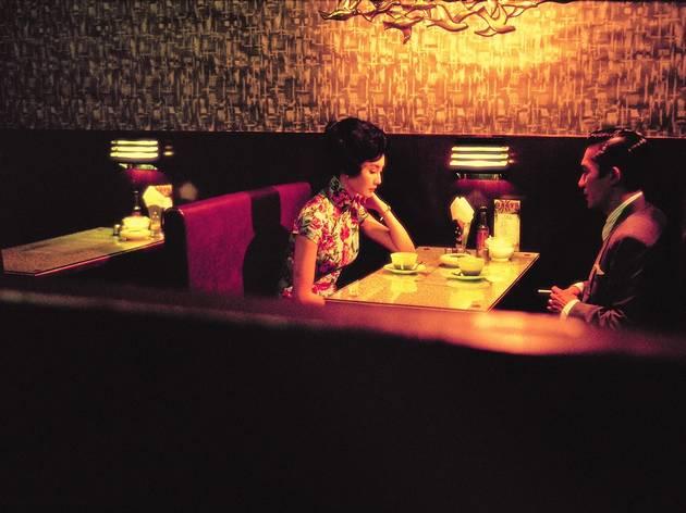 《花樣年華》20週年4K修復版四月上映