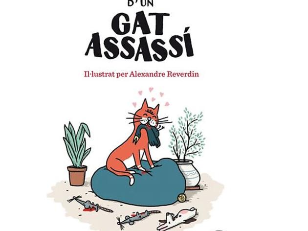 Diari d'un gat assassí, d'Anne Fine