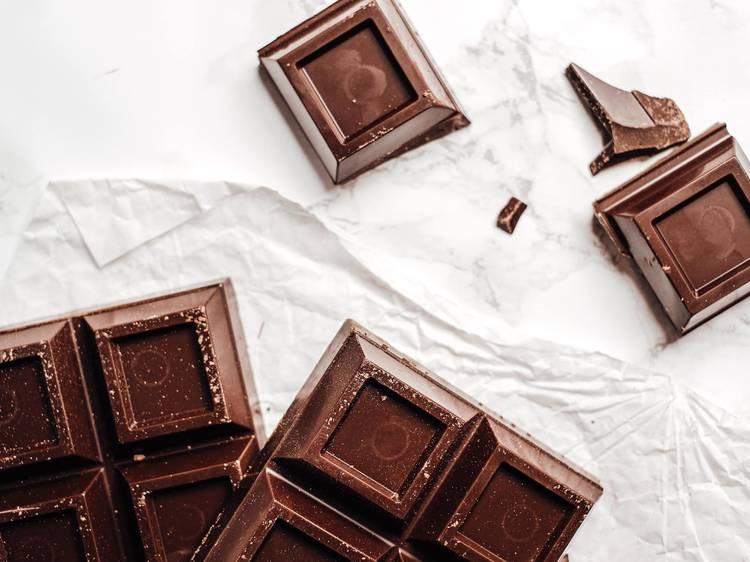 Os melhores chocolates do Porto