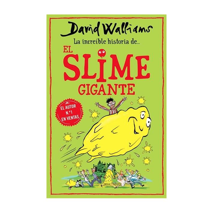 La increíble historia del slime gigante