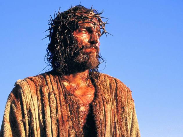 La pasión de Cristo, película de terror