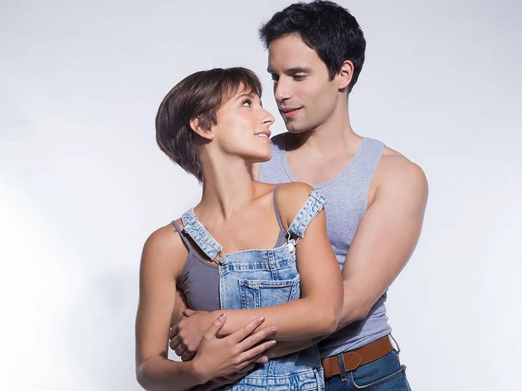 Agustín Argüello y el reto de protagonizar Ghost, la sombra del amor
