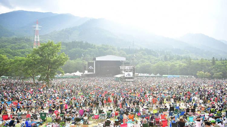 Fuji Rock 2021