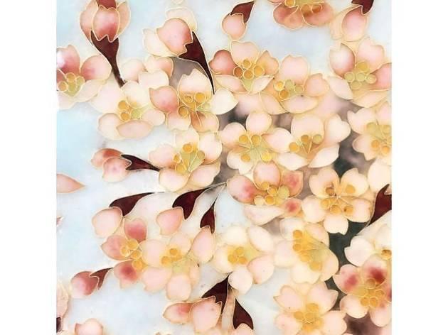 田村有紀 「左近の桜 右近の橘」