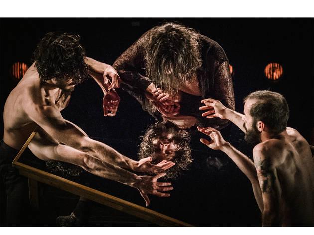 Palco, Teatro, Os Três Irmãos, Victor Hugo Pontes