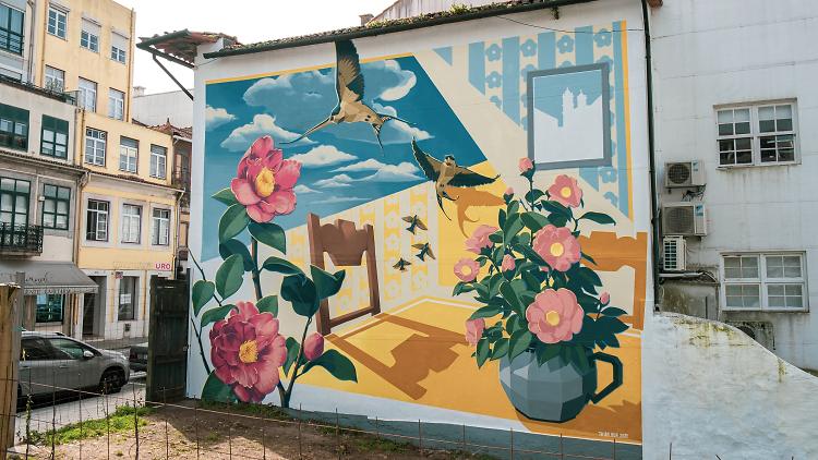 'Casa das Camélias' de Third