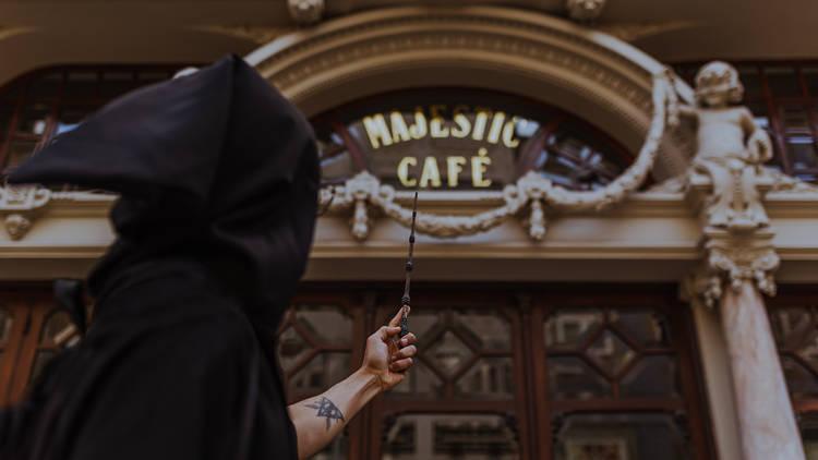 Harry Potter e a Cidade do Porto