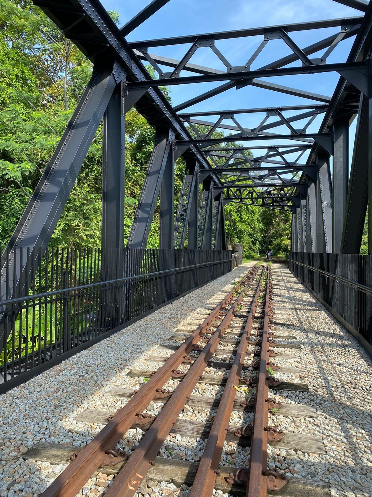 Upper Bukit Timah Truss Bridge