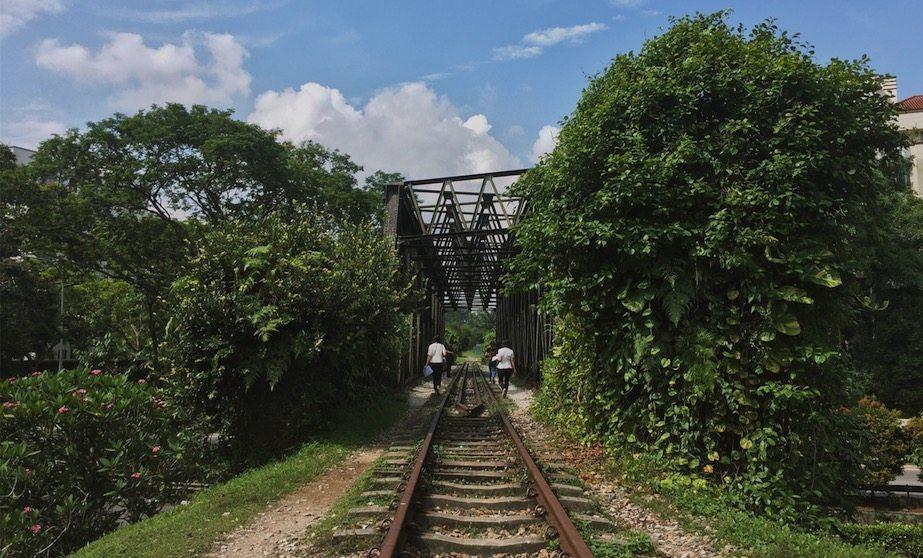 Bukit Timah Bridge