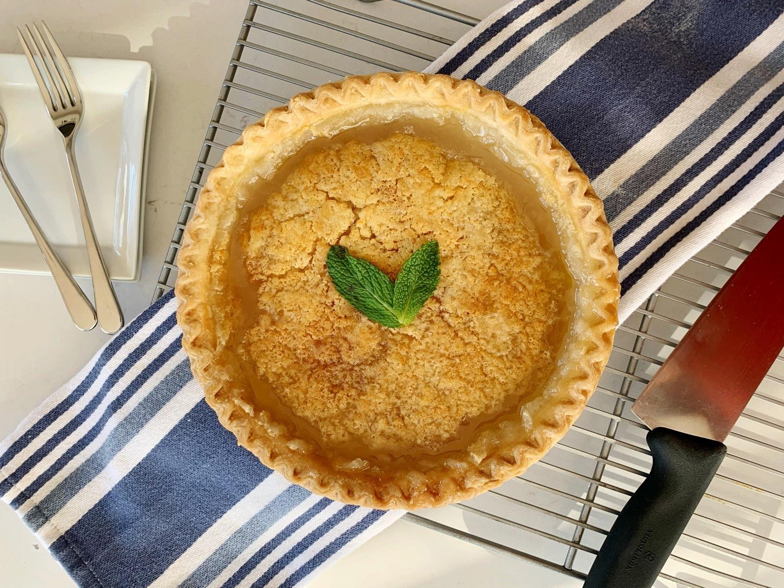 TikTok Sprite Pie