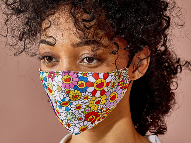 MoMA Design Stores in Japan now have face masks featuring famous art